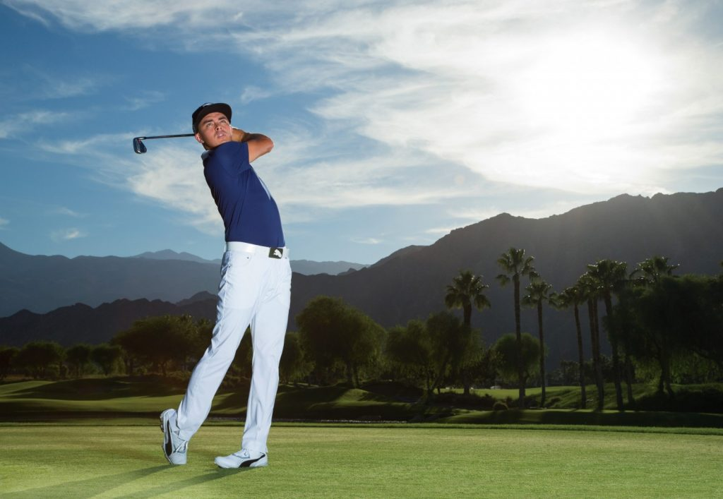 Internal hip rotation for golf