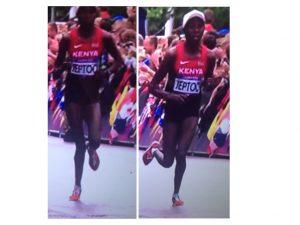 runner pronating