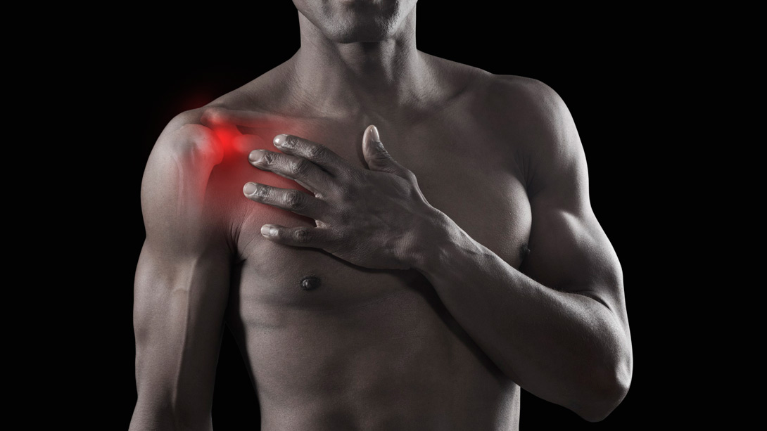 Shoulder injury not getting better? Here's why.