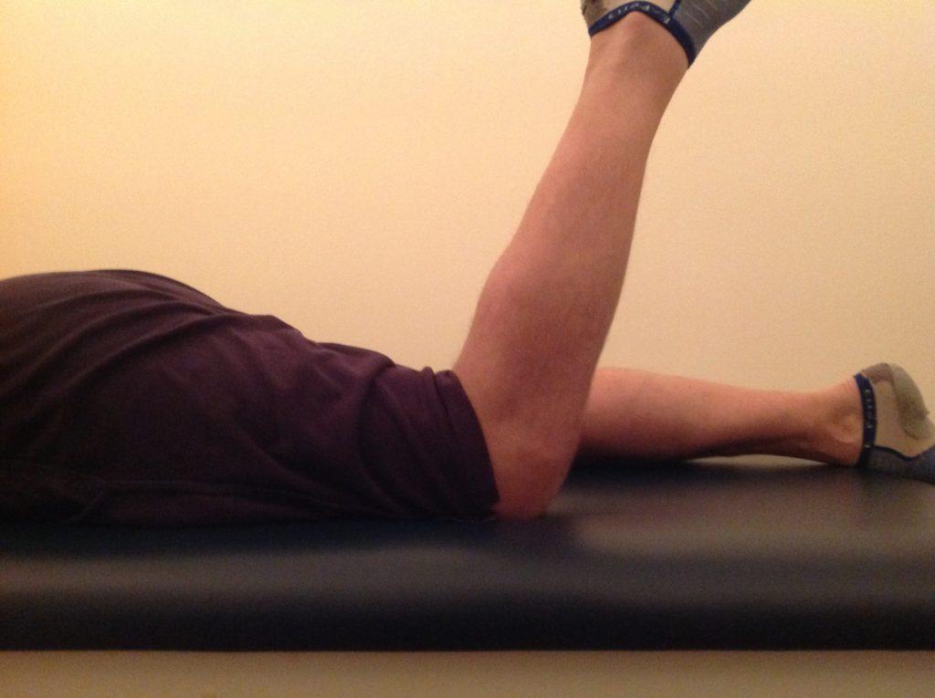 knee flexion limit