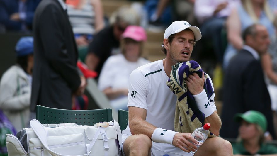 What's wrong with Andy Murray's hip and why ice and stretching won't fix it.