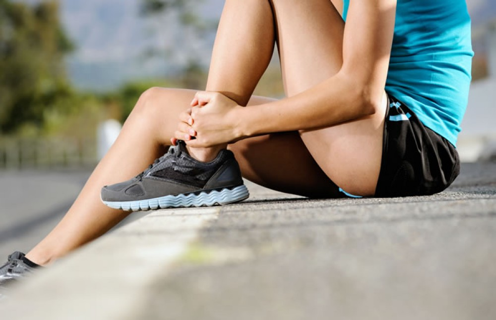 How to prevent recurring ankle sprains.