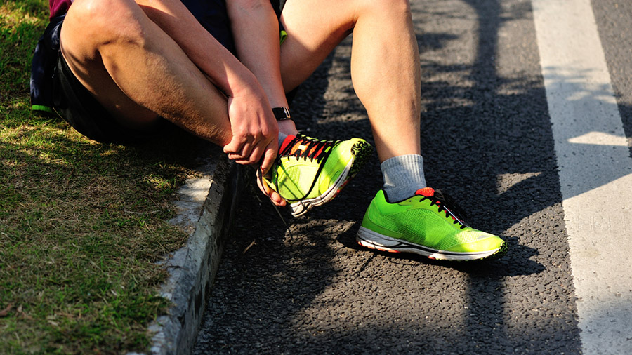 Persistent running injuries