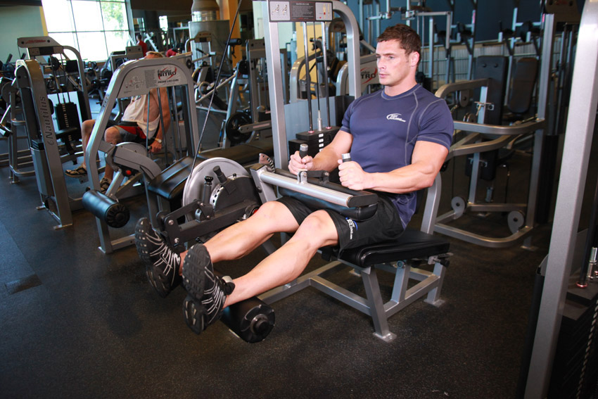 best exercises for runners knee in the gym