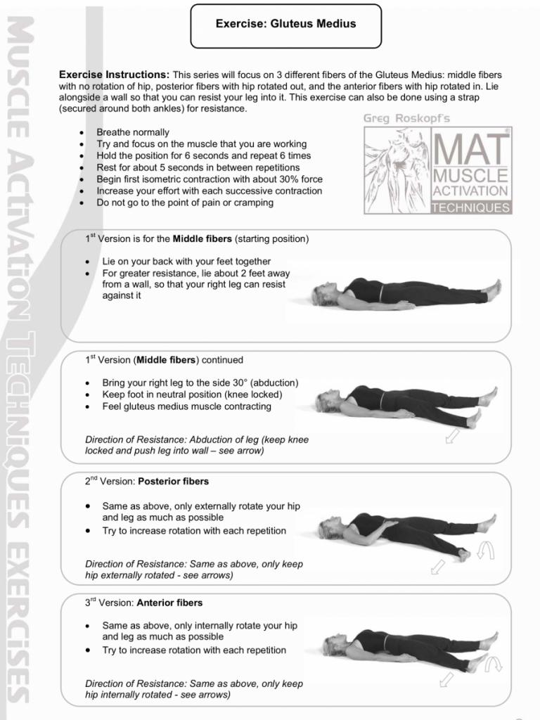 best exercises for runner's knee in the gym