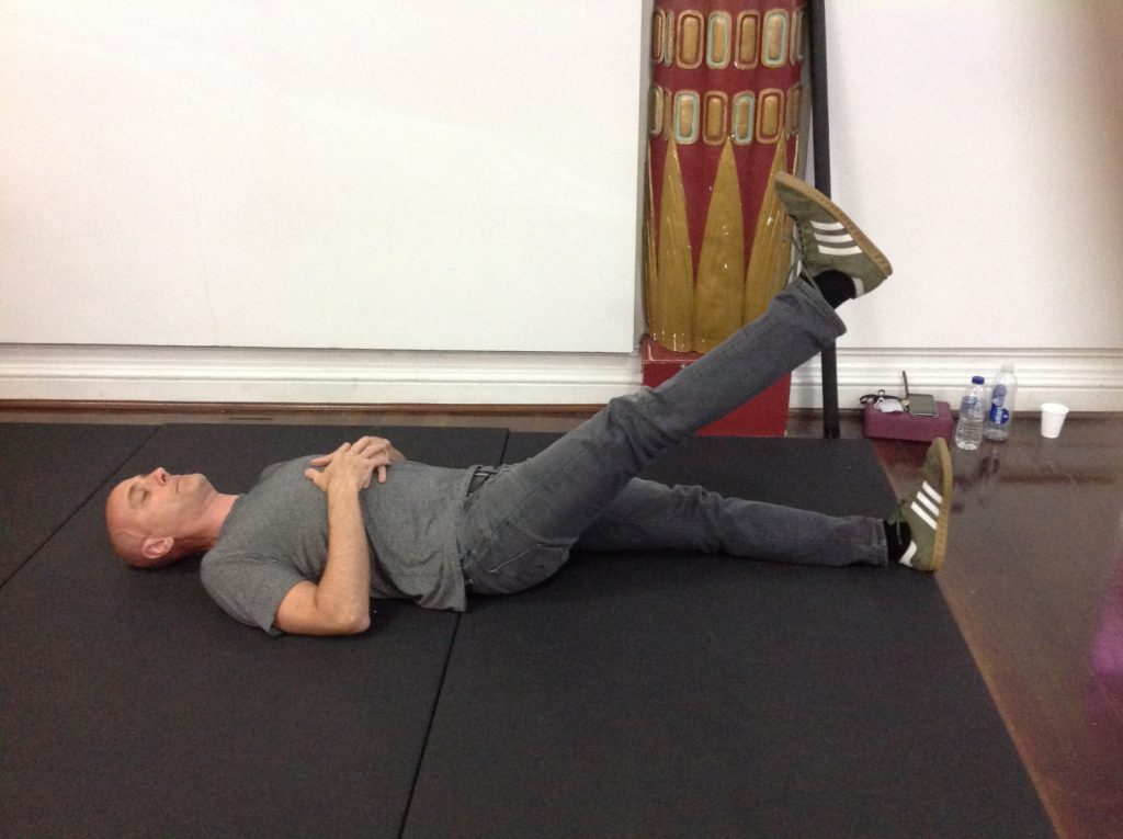 How to improve knee extension