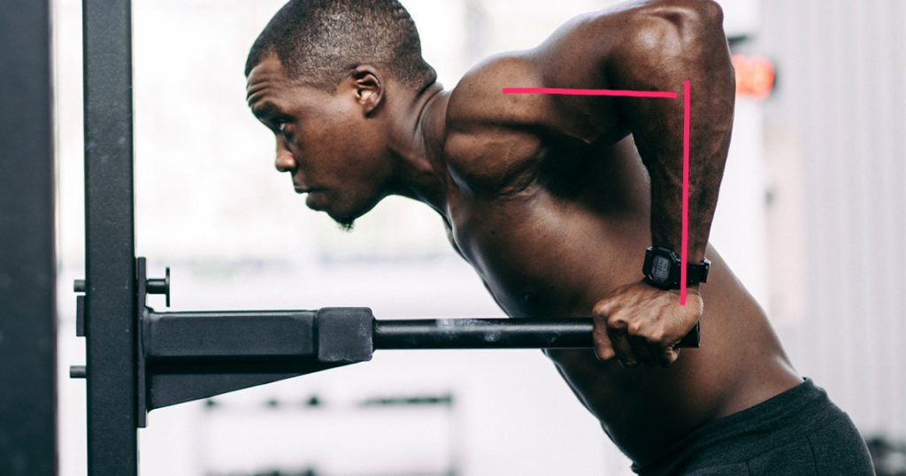 Why tricep dips are bad for your shoulders