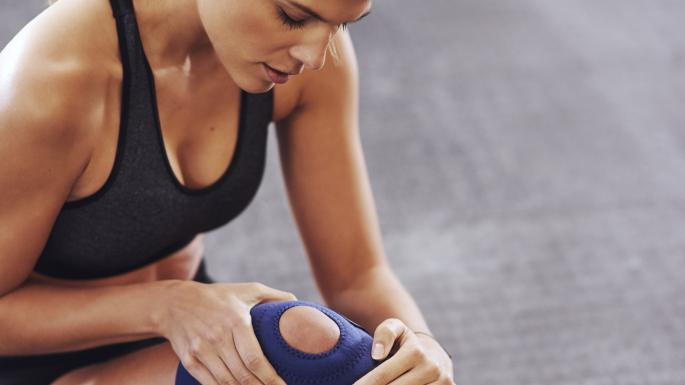 Is it ok to have pain after weight training