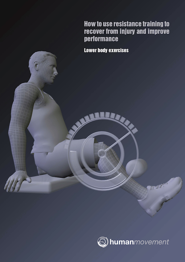Lower Body Exercises pdf