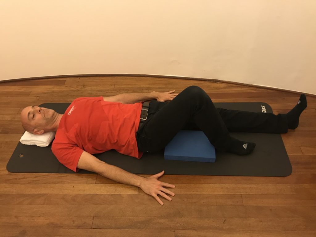 knee flexion isometric for cycling