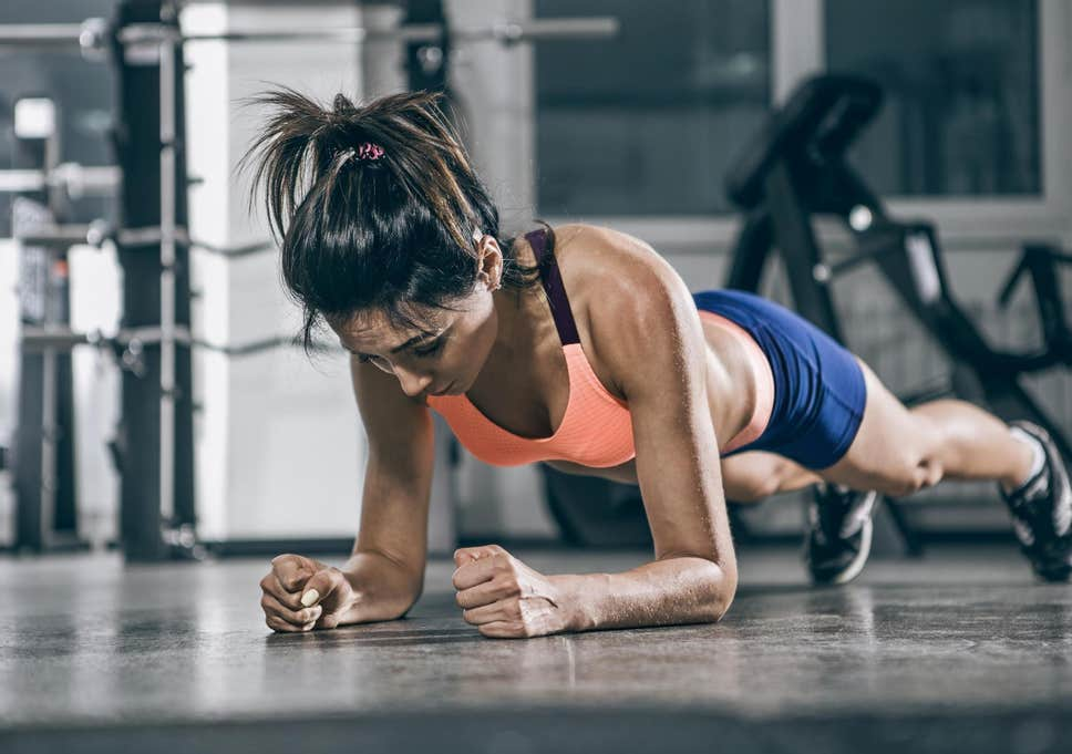 Why the plank is not the best core exercise