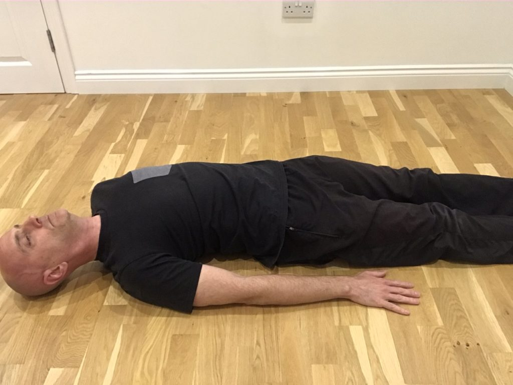 Side bend assessment for back pain