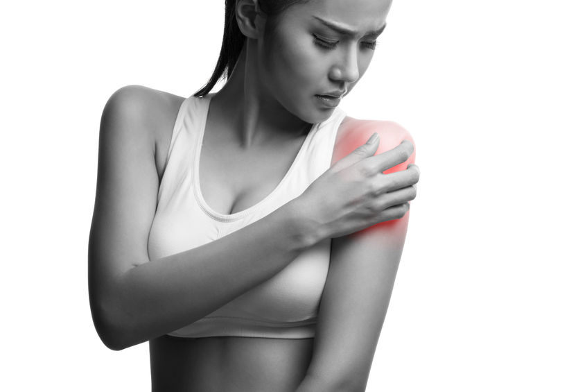 what causes frozen shoulder and the best exercises to help recover from it
