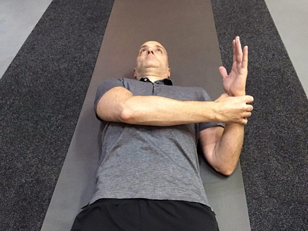 Shoulder external rotation best exercises for frozen shoulder