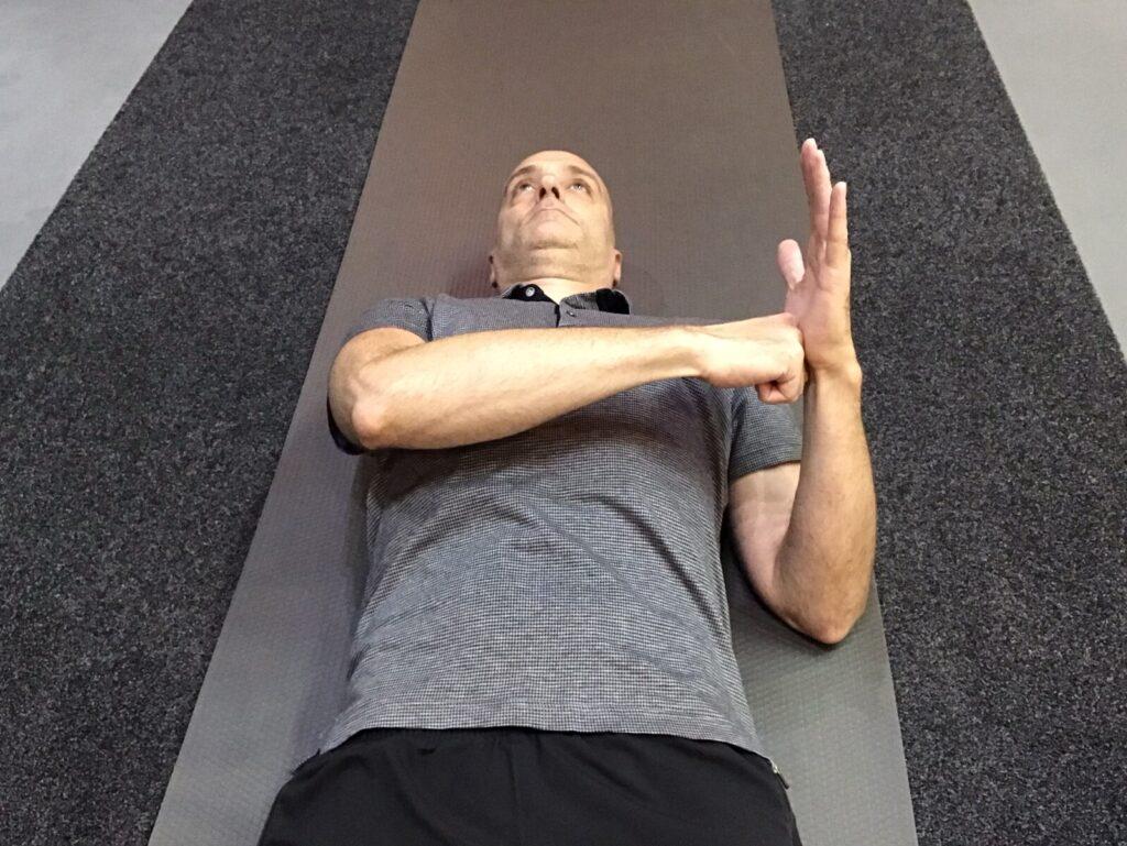 Shoulder internal rotation best exercises for frozen shoulder