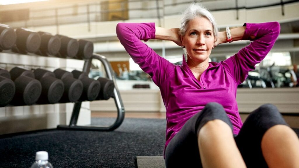 why the fitness industry needs to focus on the over 50s