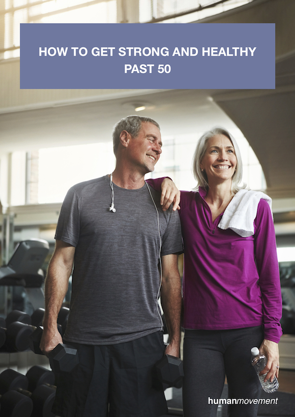 How to get strong and healthy past 50 pdf