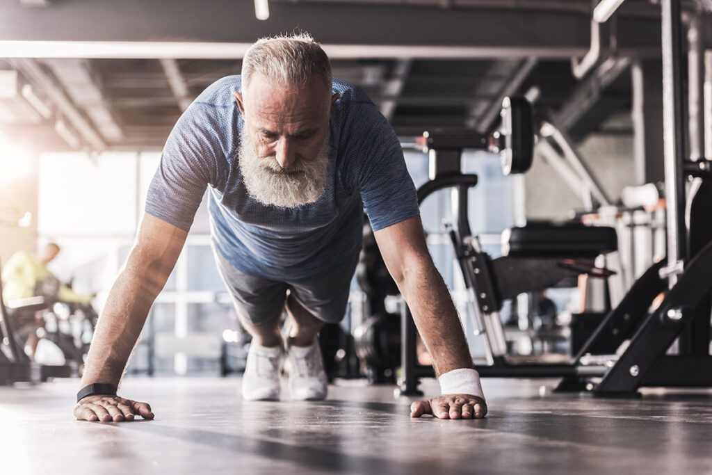best exercise for over 50s
