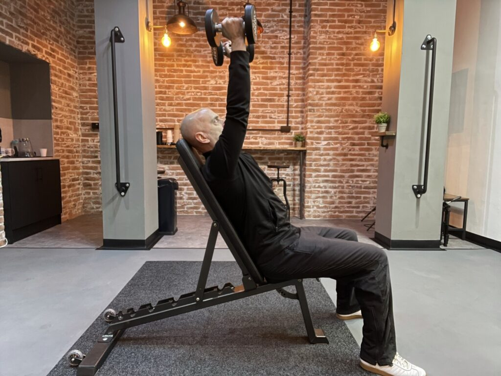 how to shoulder press without shoulder pain