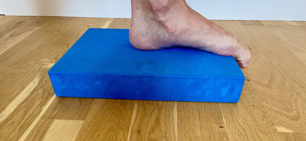 toe flexion exercise